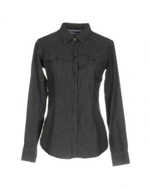 Pубашка MACCHIA J. Цвет: свинцово-серый