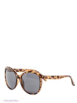 Солнцезащитные очки GF Ferre. Цвет: коричневый, черный