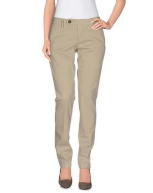 Повседневные брюки ROŸ ROGER'S. Цвет: бежевый