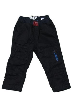 Брюки Little Marc Jacobs. Цвет: темно-синий