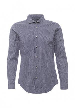 Рубашка Liu Jo Uomo. Цвет: синий