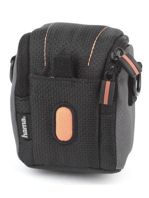 Чехол HAMA  023109 Sorento 50J чер/оранж 6x3,5x10. Цвет: оранжевый, черный