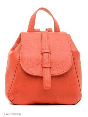 Рюкзак Duffy. Цвет: оранжевый