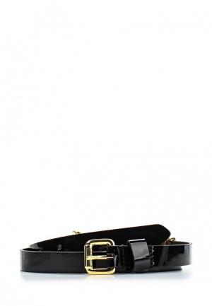 Ремень Just Cavalli. Цвет: черный