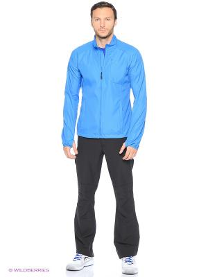 Куртка Alpine PRO. Цвет: голубой
