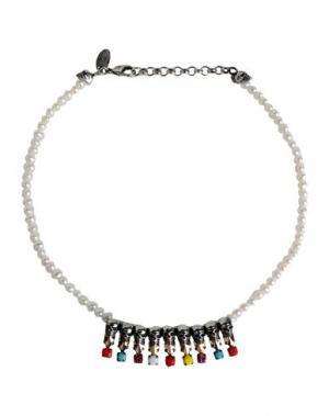 Ожерелье IOSSELLIANI. Цвет: белый