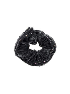 Резинка Infiniti. Цвет: серый