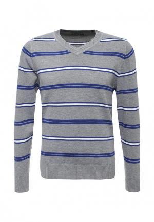 Пуловер B.Men. Цвет: серый