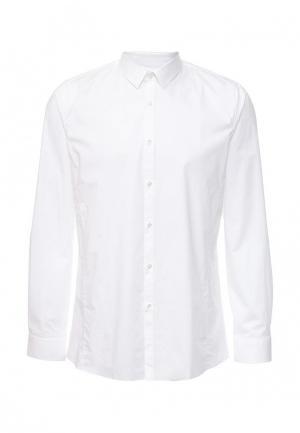 Рубашка Hugo. Цвет: белый