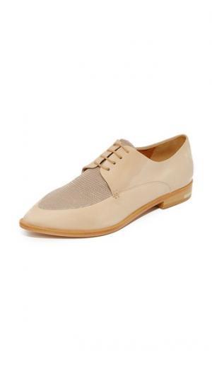 Ботинки на шнурках каркас Coclico Shoes. Цвет: сумочка petal/колесико
