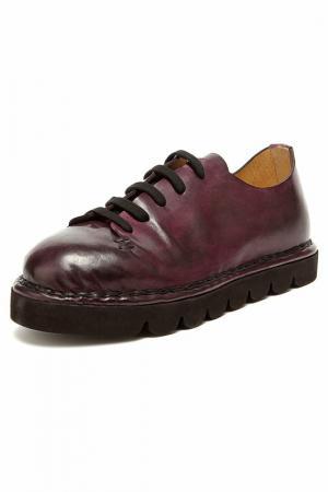 Ботинки Bouton. Цвет: фиолетовый