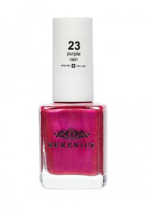 Лак для ногтей Berenice. Цвет: фуксия