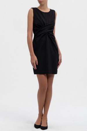 Платье Roberto Torretta. Цвет: черный