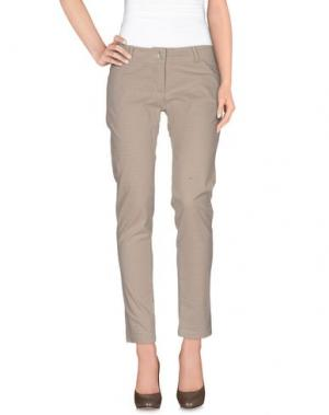 Повседневные брюки SARAH JACKSON. Цвет: бежевый