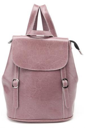 Рюкзак BAGSTONE. Цвет: сиреневый
