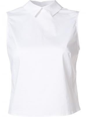 Рубашка  Flirt Misha Nonoo. Цвет: белый