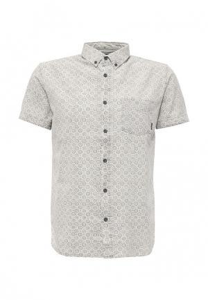 Рубашка Quiksilver. Цвет: серый
