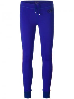 Athlete leggings Monreal London. Цвет: синий