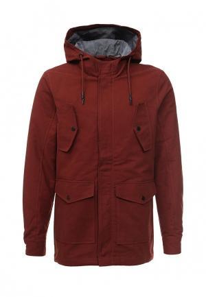 Куртка утепленная Medicine. Цвет: бордовый