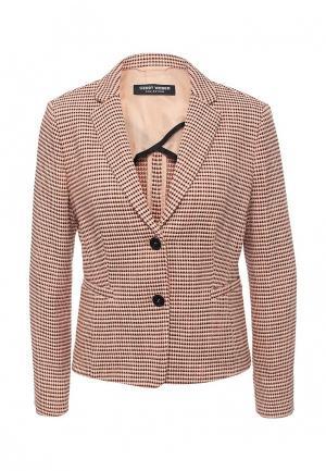 Пиджак Gerry Weber. Цвет: розовый