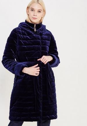 Куртка Grand Style. Цвет: синий