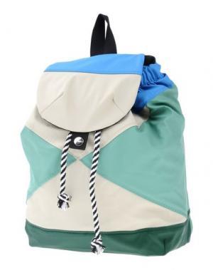 Рюкзаки и сумки на пояс GOSOAKY. Цвет: зеленый
