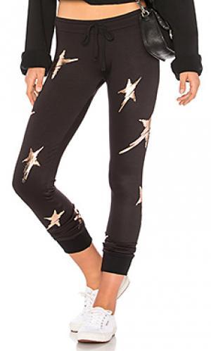 Спортивные брюки jess Lauren Moshi. Цвет: черный