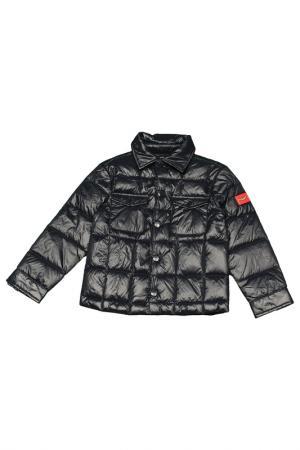 Куртка ASTON MARTIN. Цвет: синий