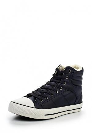 Кеды T.P.T. Shoes. Цвет: синий