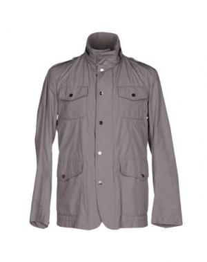 Куртка MABRUN. Цвет: серый