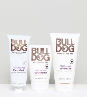 Bulldog Набор средств по уходу за жирной кожей эксклюзивно для ASOS -. Цвет: бесцветный