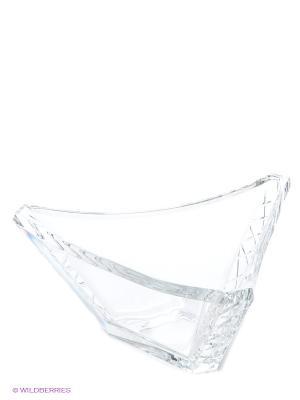 Салатник Crystal Bohemia. Цвет: прозрачный