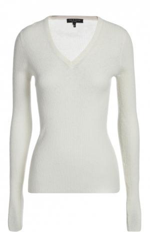 Вязаный свитер Rag&Bone. Цвет: бежевый