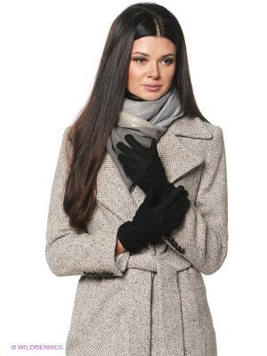 Перчатки женские Sabellino. Цвет: черный