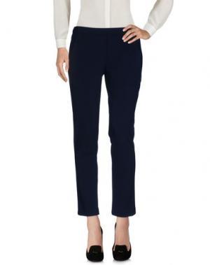 Повседневные брюки HOPPER. Цвет: темно-синий