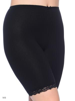 Панталоны VIVALIA. Цвет: черный