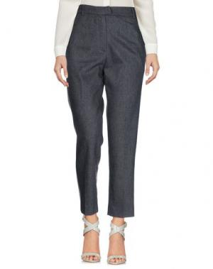 Повседневные брюки TELA. Цвет: серый