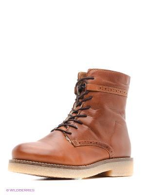 Ботинки Francesco Donni. Цвет: рыжий