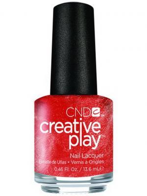 Лак для ногтей CND 91134 Creative Play # 463 (See U In Sienna), 13,6 мл. Цвет: оранжевый