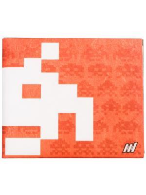 New  Dendy wallet. Цвет: оранжевый