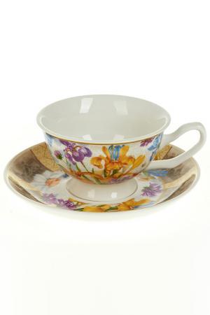 Чайный набор 2пр, 180 мл Nouvelle. Цвет: мультицвет