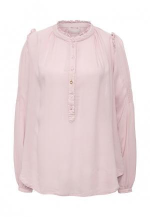 Блуза Nolita. Цвет: розовый