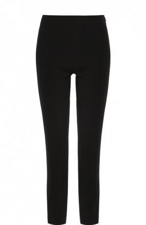 Укороченные брюки-скинни T by Alexander Wang. Цвет: черный