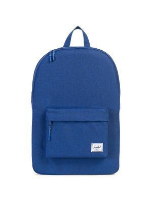 Рюкзак CLASSIC (A/S) Herschel. Цвет: синий