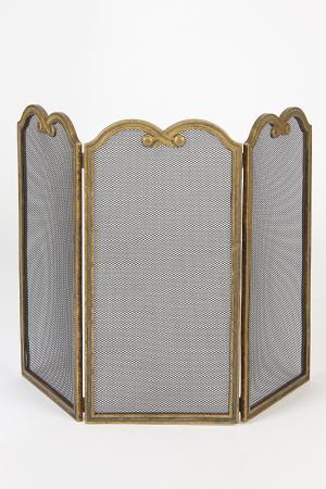 Экран декоративный Stilars. Цвет: бронзовый