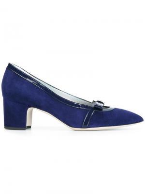 Туфли-лодочки Elvira Rayne. Цвет: синий