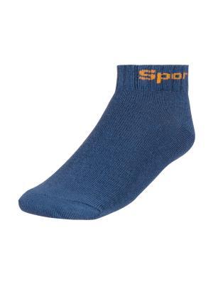 Носки BAYKAR. Цвет: синий