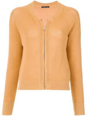 Raquel bomber jacket Uma | Davidowicz. Цвет: жёлтый и оранжевый