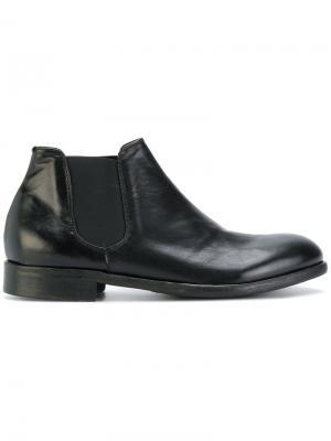Ботинки по щиколотку Leqarant. Цвет: чёрный