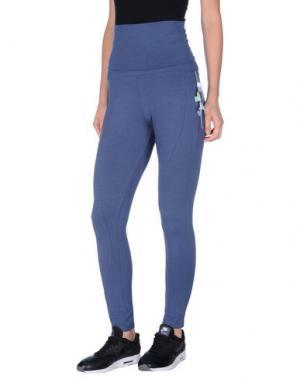 Повседневные брюки WEARGRACE. Цвет: грифельно-синий